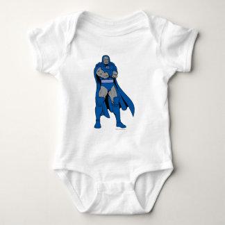 Korsad Darkseid ärmar T-shirt