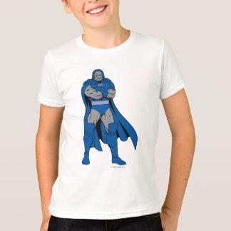 Korsad Darkseid ärmar T Shirt