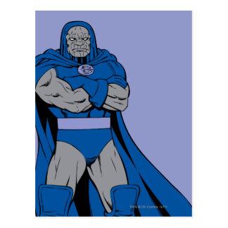 Korsad Darkseid ärmar Vykort