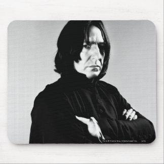 Korsad Severus Snape ärmar Musmattor