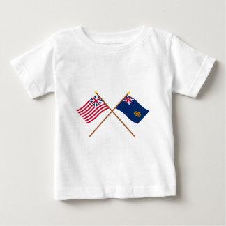 Korsad storslagen union och New Hampshire 2nd Tee