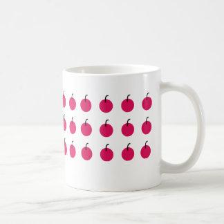 Körsbär Kaffemugg