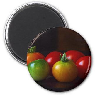 körsbär-tomatos magnet rund 5.7 cm