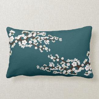Körsbäret blomstrar den Sakura dekorativ kudde (kr