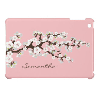 Körsbäret blomstrar det mini- fodral för Sakura iP iPad Mini Cover