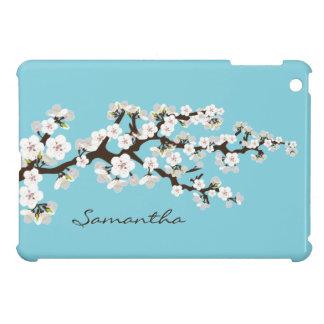 Körsbäret blomstrar det mini- fodral för Sakura iP iPad Mini Mobil Skal