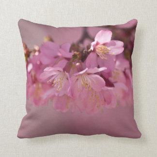 Körsbärsröd dekorativ kudde 2012 för