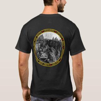 Korsfararedöd av Baldwin förseglar skjortan T-shirt