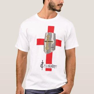 Korsfararemanar standarda T Tee Shirt