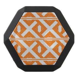 Korsmönstrad Bluetooth för orange och för vit Svart Bluetooth Högtalare
