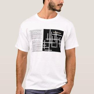 Korsord 1, korsord 2, korsord 3 tshirts