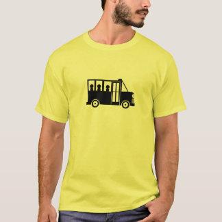 Kort buss tee shirt