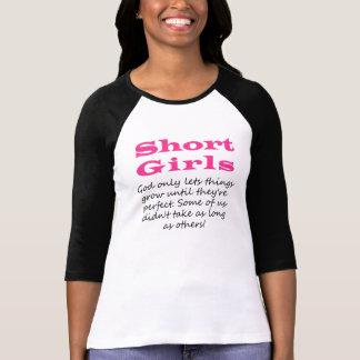 Kort flickaRaglanQtr sleever Tröjor