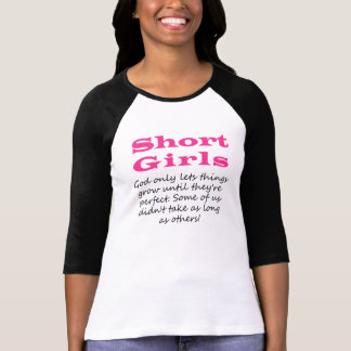 Kort flickaRaglanQtr sleever Tee Shirts