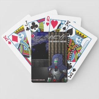 kort för akacya chap1 spelkort
