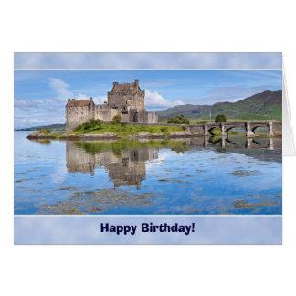 Kort för Eilean Donan slottfödelsedag