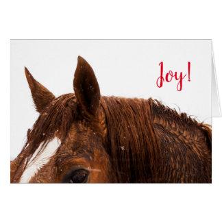 Kort för hälsning för jul för helgdag för