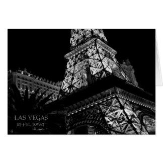 Kort för Las Vegas Eiffel tornparty
