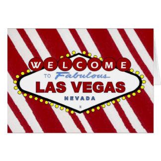 Kort för Las Vegas pepparmintglad helg