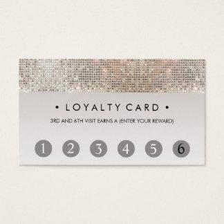 Kort för lojalitet för kund för stansmaskin för