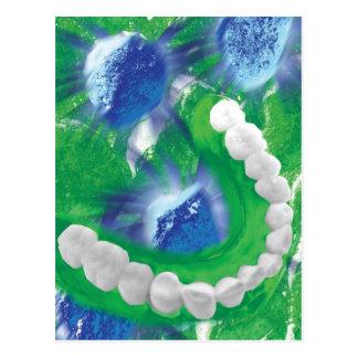 Kort för Orthodontist för tandläkare för Vykort