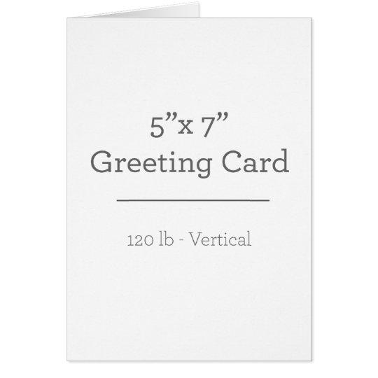 Hälsningskort, Vita standard kuvert ingår