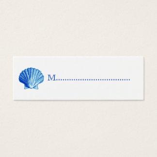 Kort för placering för Bimini blåttsnäcka