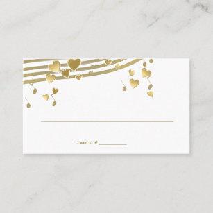 8d640947d22d Kort för ställe för bröllop för kärleksångmusik