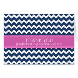 Kort för tack för möhippa för rosablåttsparre