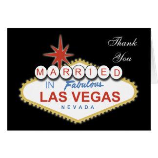 Kort för Vegas tematack
