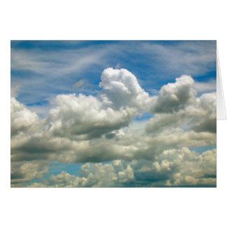 Kort - moln -- Högt…