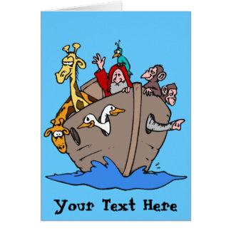 Kort - Noahs ark