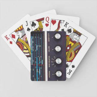 Kort vinkar lyssnare radiosände spel kort