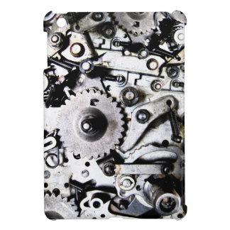 Kortkort för ipad för mekanisk Steampunk maskin in iPad Mini Skydd