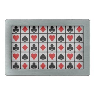 Kortspelarebältet spänner fast