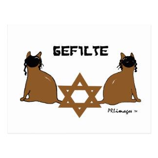 Kosher Kats Vykort
