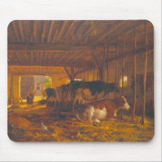 Koskjulet, 19th århundrade musmatta