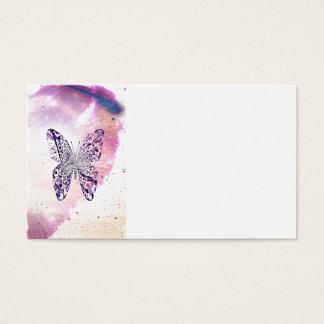 Kosmisk fjäril visitkort