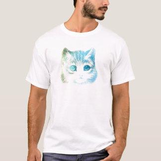 Kosmisk kattunge t-shirts