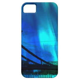 Kosmisk natt i Budapest iPhone 5 Case-Mate Skydd