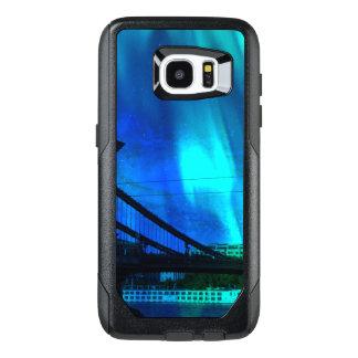Kosmisk natt i Budapest OtterBox Samsung Galaxy S7 Edge Skal
