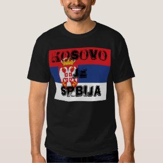 KOSOVO JE SRBIJA TEE SHIRTS