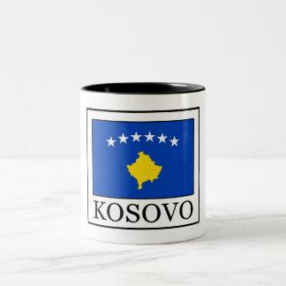 Kosovo Två-Tonad Mugg