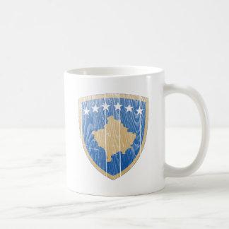 Kosovo vapensköld kaffemugg
