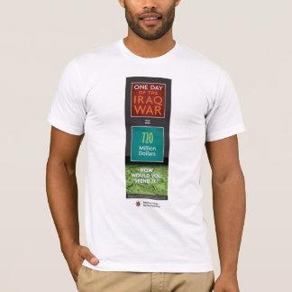 Kosta av krig t shirt