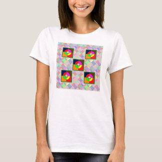 KOSTA för ATT KOSTA avtal:  Kvinna Hanes T-shirt