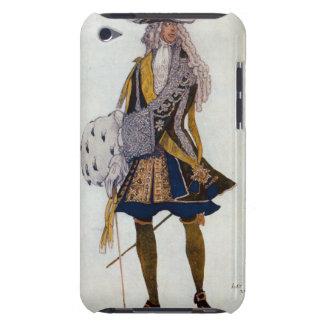 Kostymera designen för kungen, i trädgården, från Case-Mate iPod touch fodral