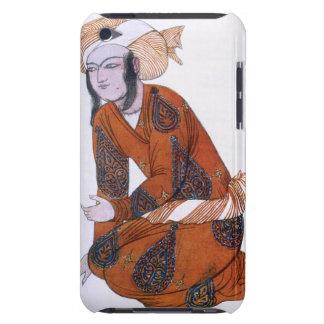 Kostymera designen för L'Adoration de Tcherepnine, iPod Touch Case-Mate Skydd