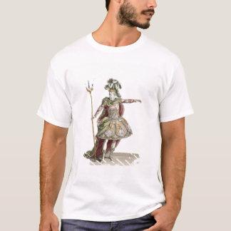 Kostymera för Neptune i flera operor, inristat by T Shirts