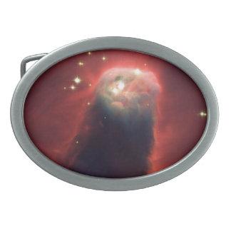 KotteNebula i utrymme NGC 2264